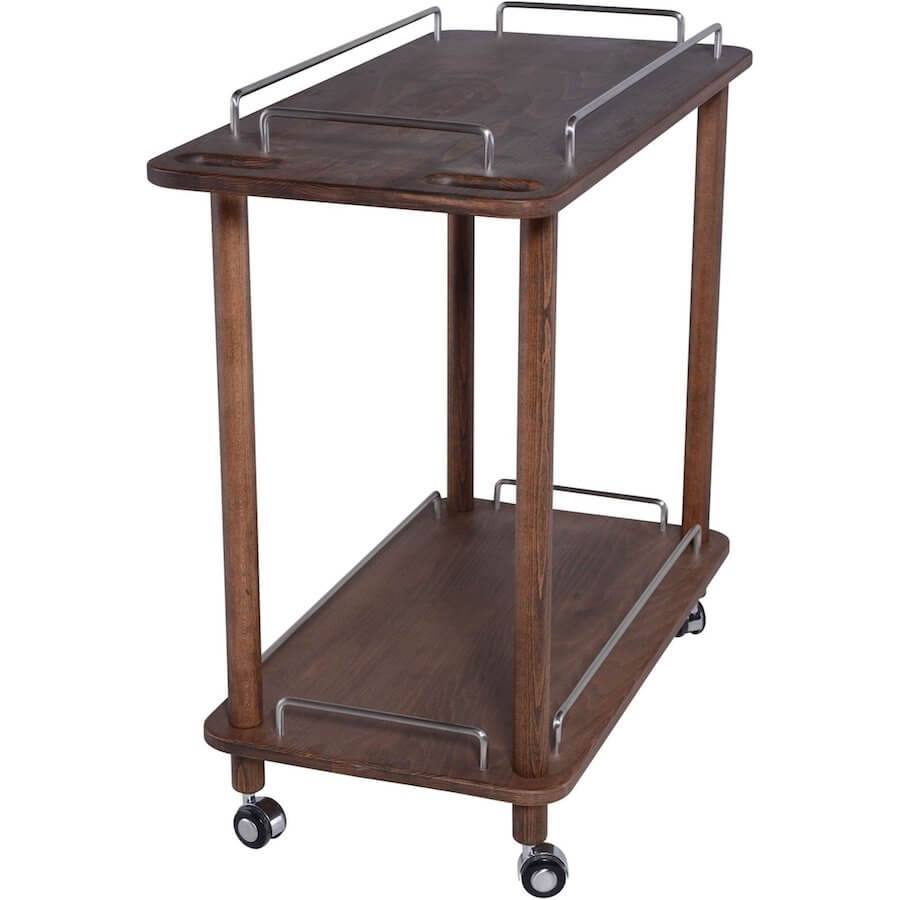 Danielle Bar Cart | Industrial Revolution Furniture Vancouver