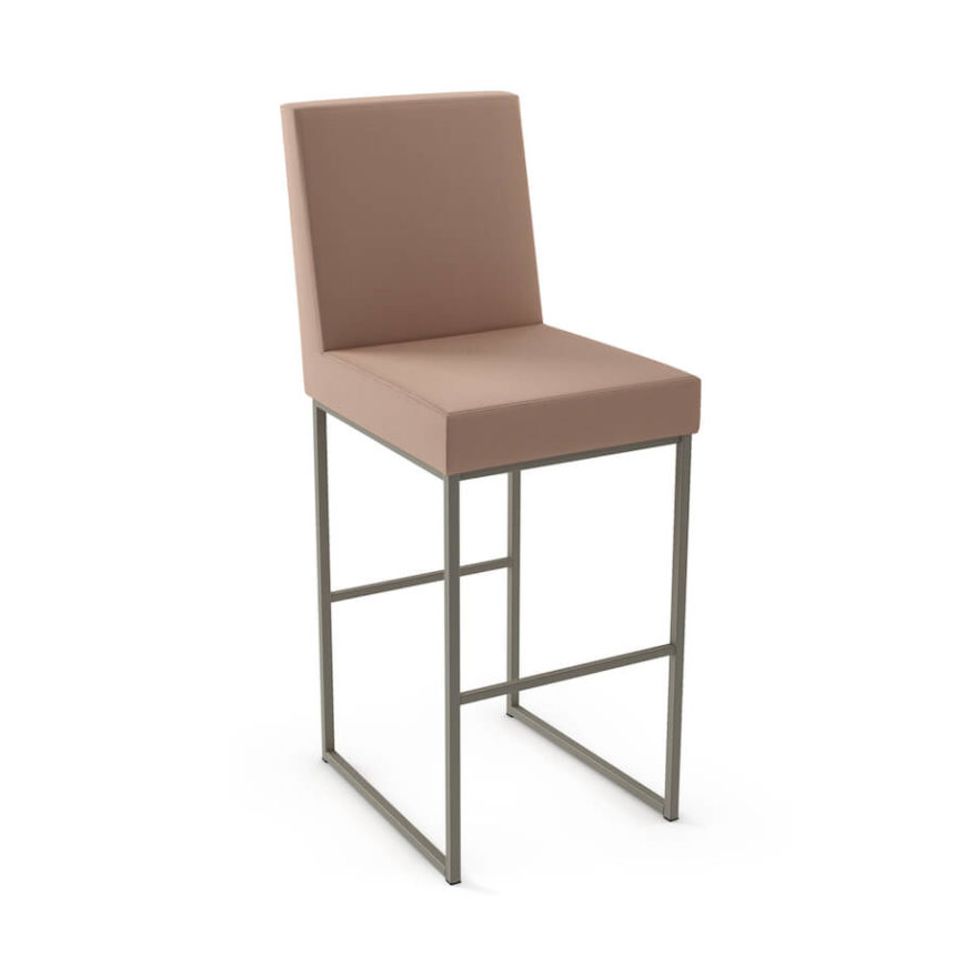 Darlene Upholstered Bar Stool | Industrial Revolution Furniture Vancouver