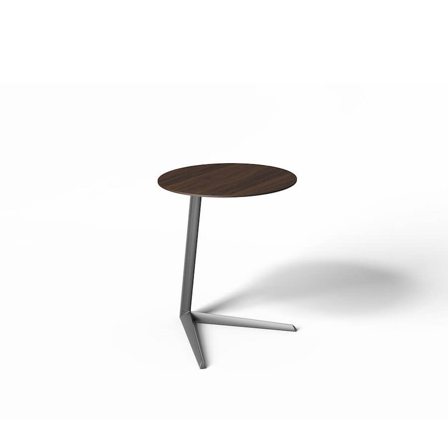 Milo Laptop Side Table | Industrial Revolution Furniture Vancouver