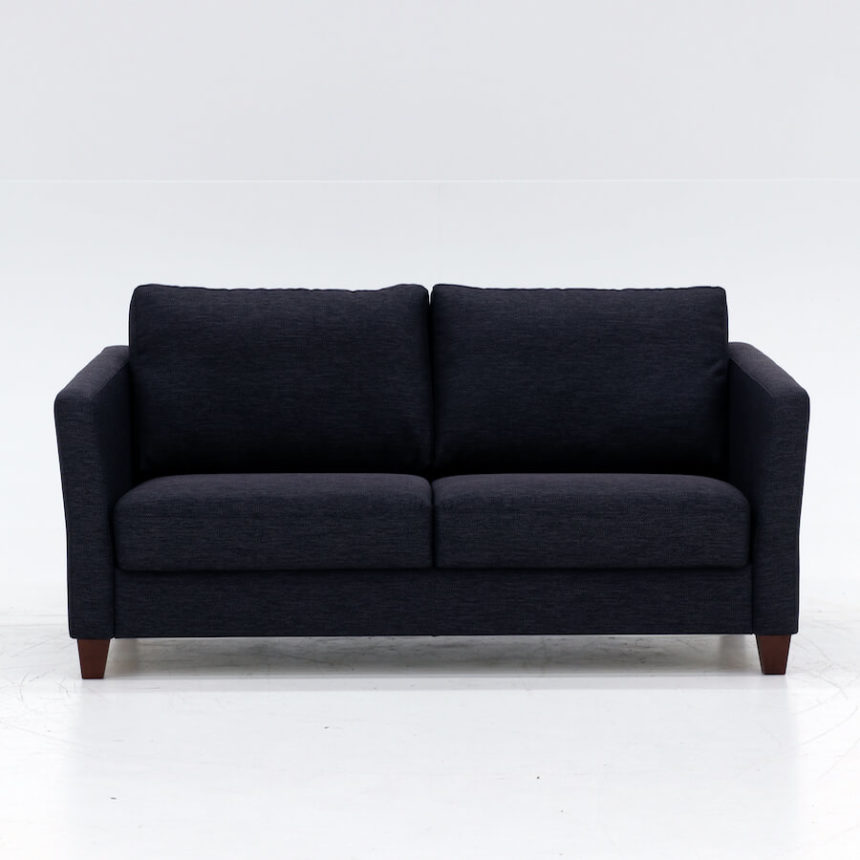 Monika Loveseat Sofa Sleeper Dark Luonto | Vancouver Modern Furniture | Industrial Revolution