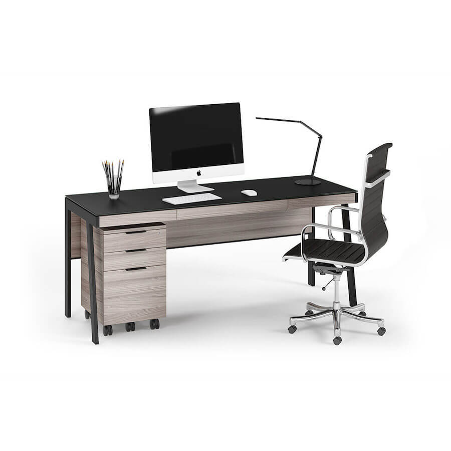 Sigma 6901 Desk | Industrial Revolution Modern Furniture Vancouver and Burnaby